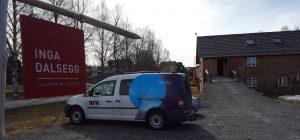 NRK på Dalalåven