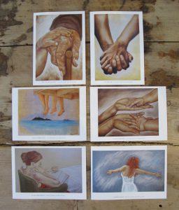6 nye kort