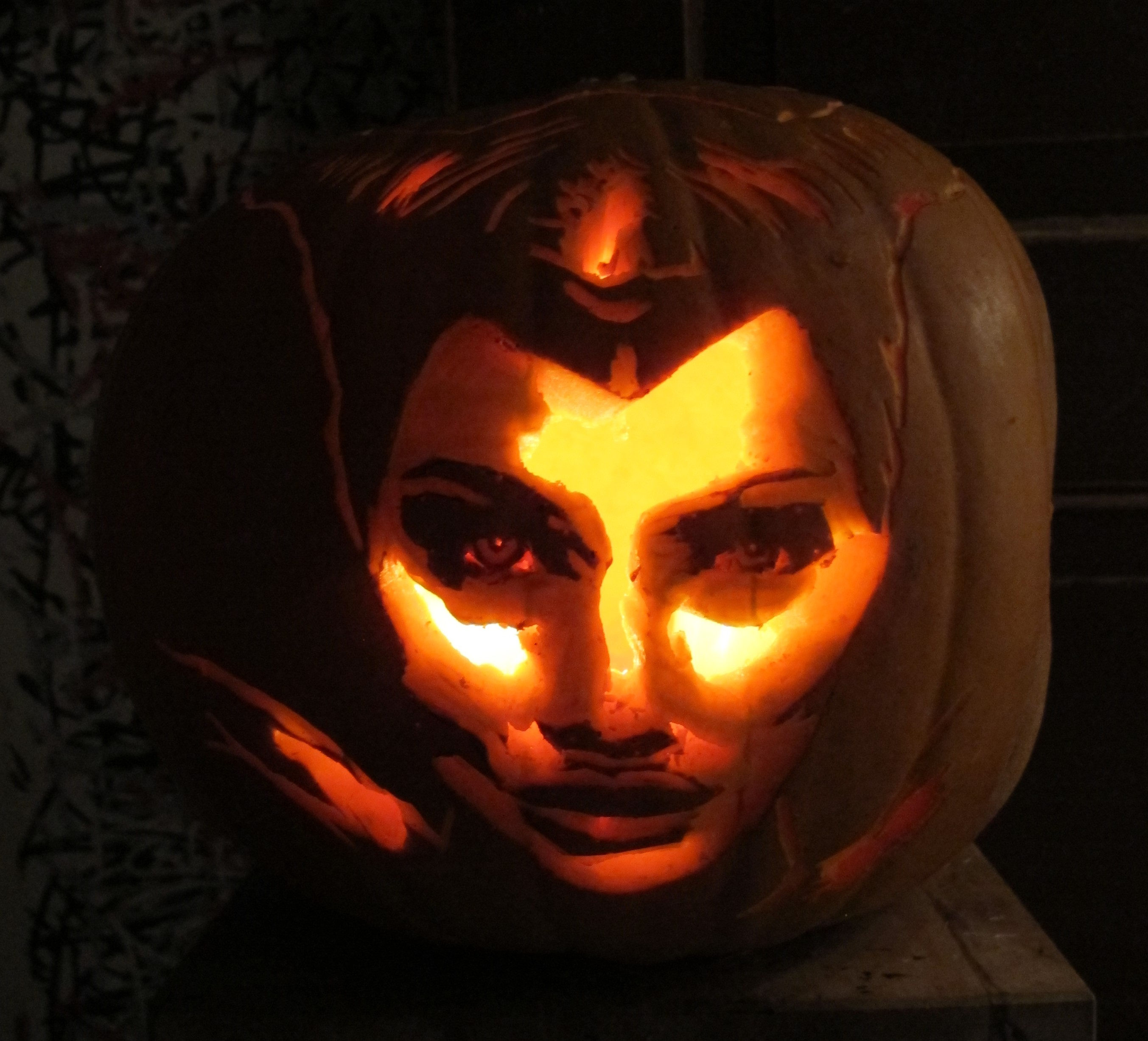 This Years First Pumpkin Carvings Inga Dalsegg